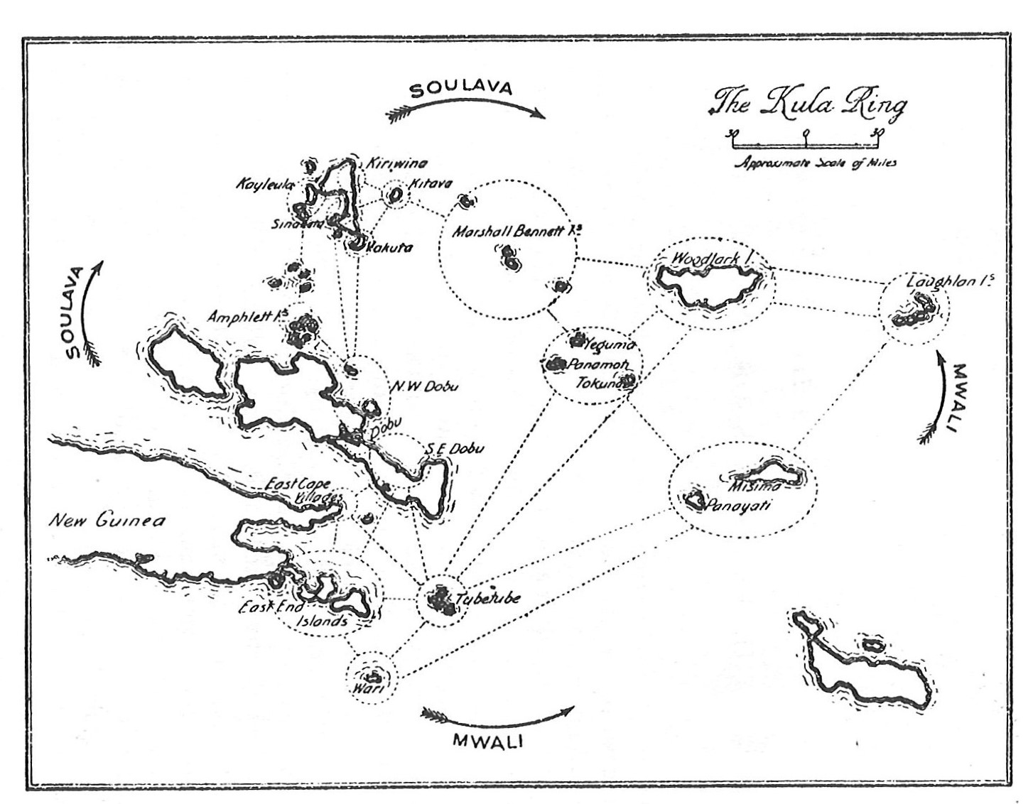 Bronislaw Malinowski, Argonauts of the Western Pacific: An Account of Native Enterprise and Adventure in the Archipelagoes of Melanesian New Guinea. New York: E. P. Dutton, 1961 [1922], p. 82.
